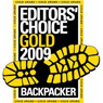 Backpacker Magazine	2009