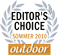 Outdoor Summer Editor's Choice