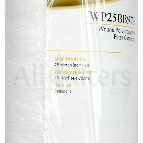 Pentek WP25BB97P