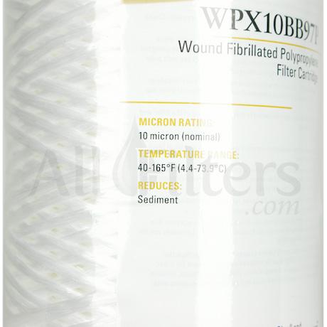 Pentek WPX10BB97P