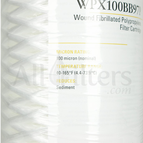 Pentek WPX100BB97P