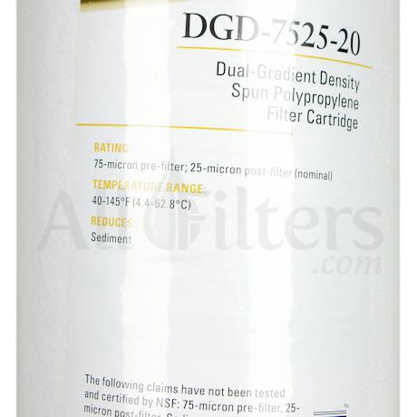 Pentek DGD-7525-20