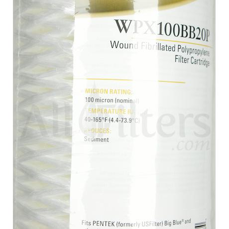 Pentek WPX100BB20P