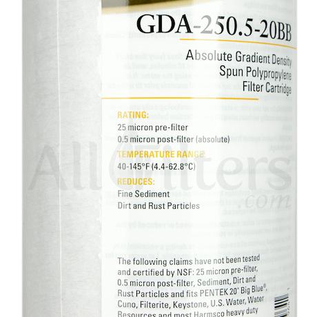 Pentek GDA-250.5-20BB
