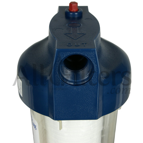 3m Aquapure Ap11t Clear Whole House Water Filter Housing
