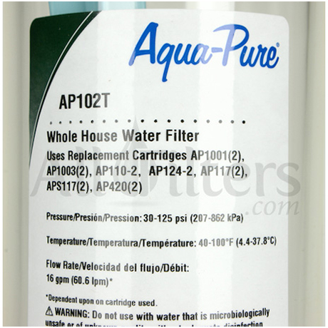 Aqua-Pure AP102T
