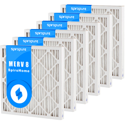 MERV 8 12x12x2