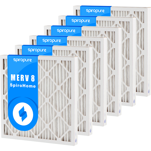 Merv 8 16x20x2 Air Filters Only 5 66 Per Filter