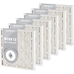MERV 13 12x25x2