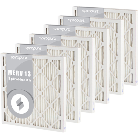 MERV 13 15x20x2