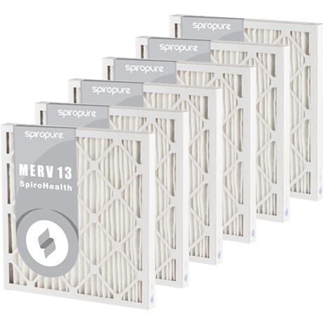 MERV 13 25x25x2