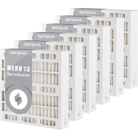 MERV13 12x24x4
