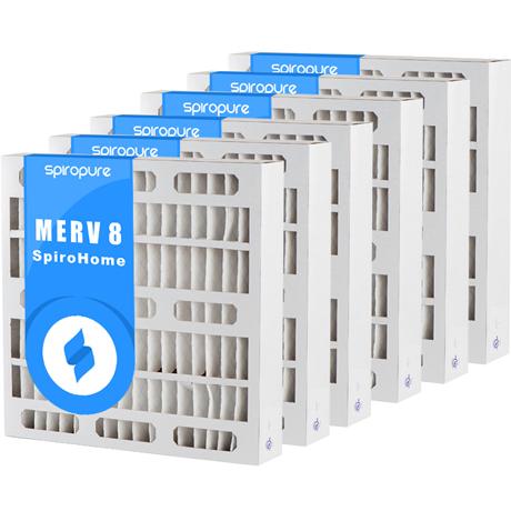 MERV8 20x25x4