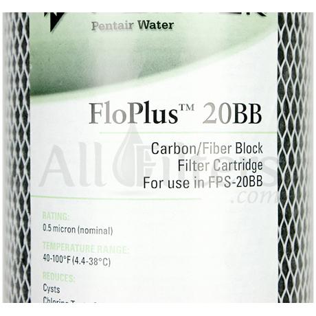 Pentek FloPlus 20BB
