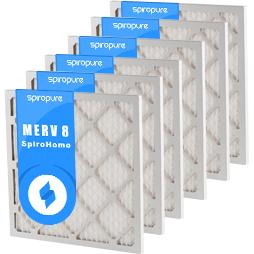 MERV8 17x21x1