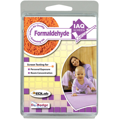 Formaldehyde Testing Kit