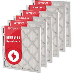 MERV11 9x15-1/4x1
