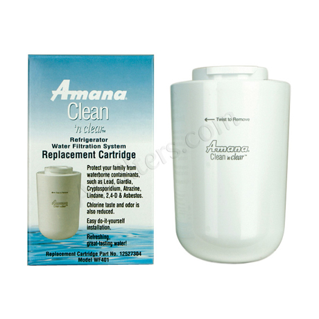 Amana Wf401s Filter 9 Clean N Clear Filter 41 99