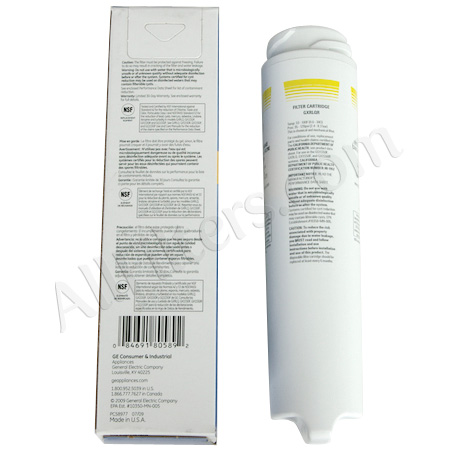 Ge Gxrlqr Multi Purpose Water Filter Refill