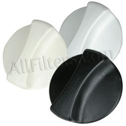 Whirlpool Refrigerator Water Filter Cap Black White Or