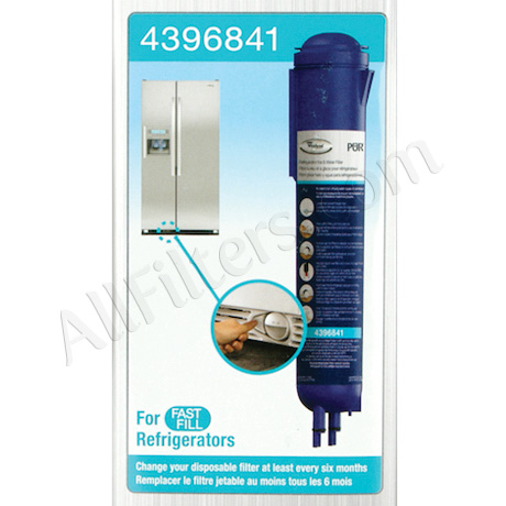 Whirlpool 4396841 Quot Fast Fill Quot Pur Filter Only 38 90