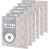 MERV13 7.5x11.375x1