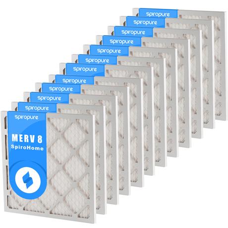 10x25x1 MERV8