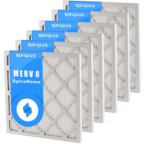 MERV 8 10x25x1