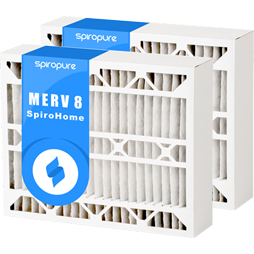 21.5x27.5x5 Honeywell MERV8