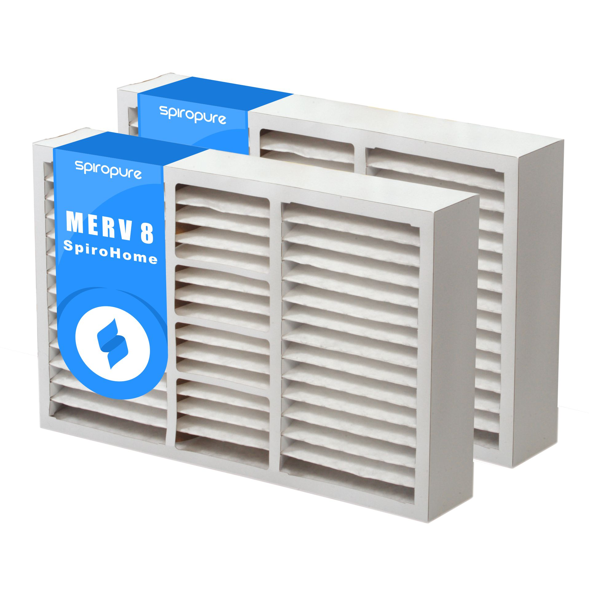 16x20x5 Merv 8 Generalaire Compatible Furnace Filters