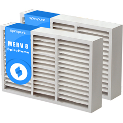 12.5x20x5 Honeywell MERV8