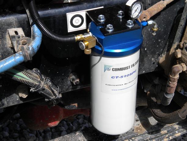 Combust CT-CBFK-1