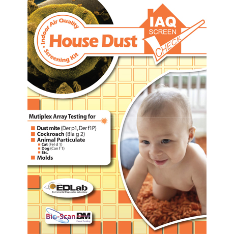 House Dust Allergen Test