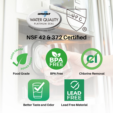 Details about  /Samsung RF24FSEDBX RF24HSESBSL fridge freezer water filter genuine part
