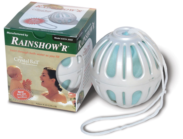 Rainshow R Crystal Ball Bath Dechlorinator 29 99