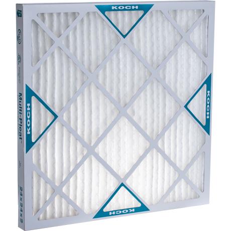 Multi-Pleat Green 13 Air Filters