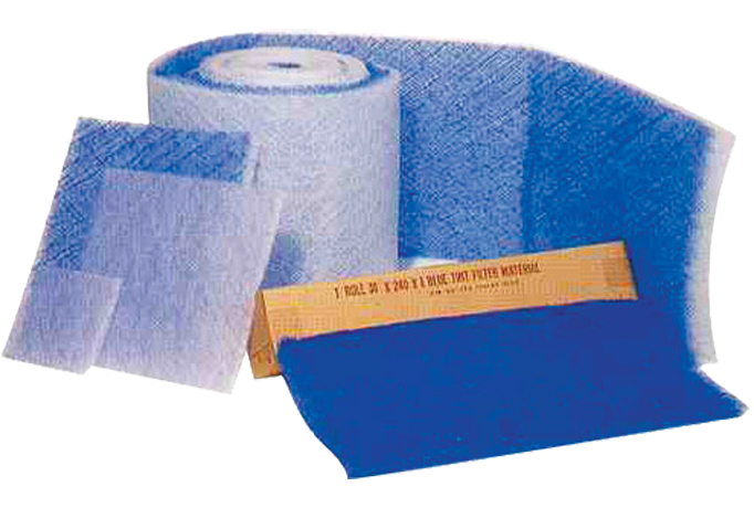 Supergrade Fiberglass Air Filter Media