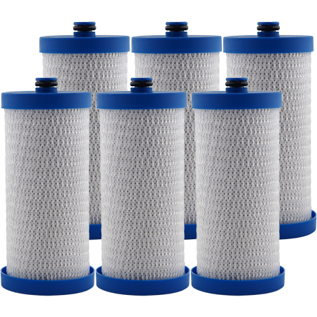 SpiroPure Frigidaire WFCB / WF1CB Compatible Refrigerator Water Filter (6  Pack)