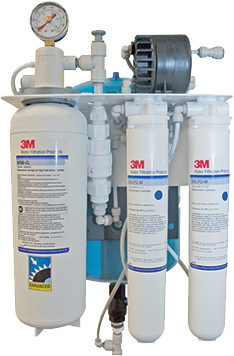 3m Sglp200 Cl Reverse Osmosis Filtration System 857 99