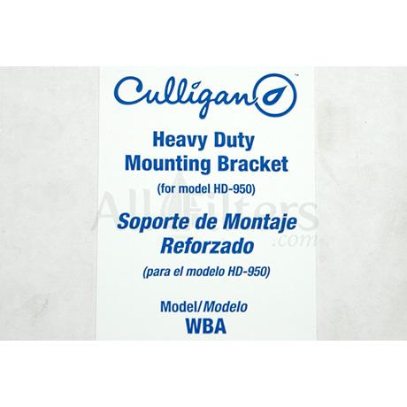 Culligan WBA