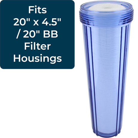 WP5BB-20P Sediment Filter Pentek 355223-43