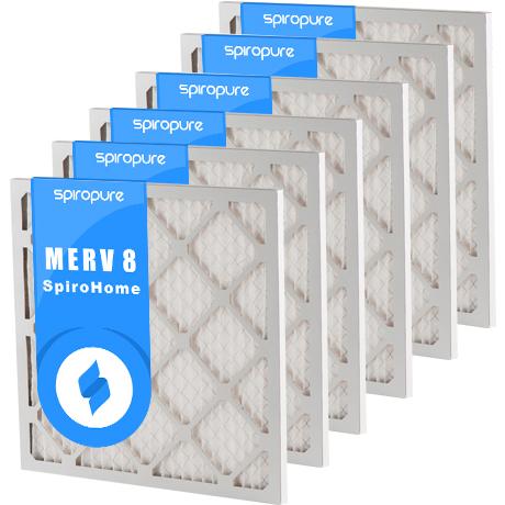 9.5x16.5x1 MERV8