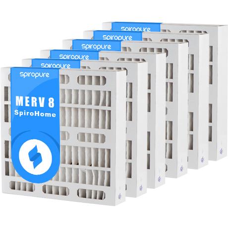 17.25x25.5x4 MERV8