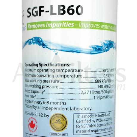 SGF-LB60 5231JA2006B