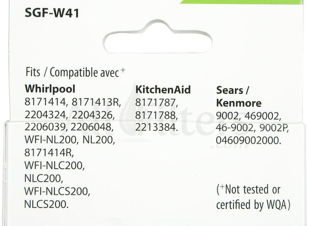 SGF-W41 8171414