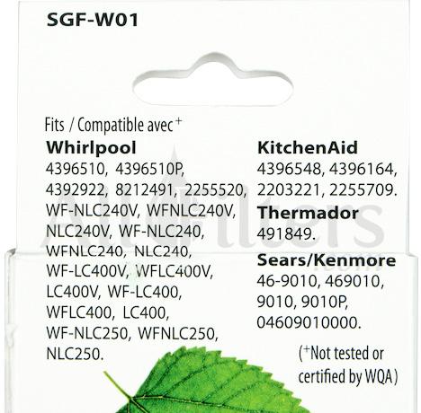 SGF-W01 4396510