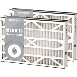 MERV 13 16x25x3