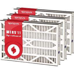 MERV 11 16x25x3