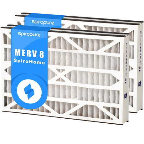 MERV 8 16x25x3