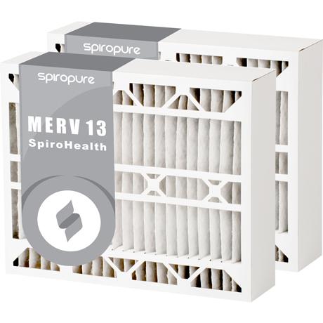 MERV 13 16x25x5